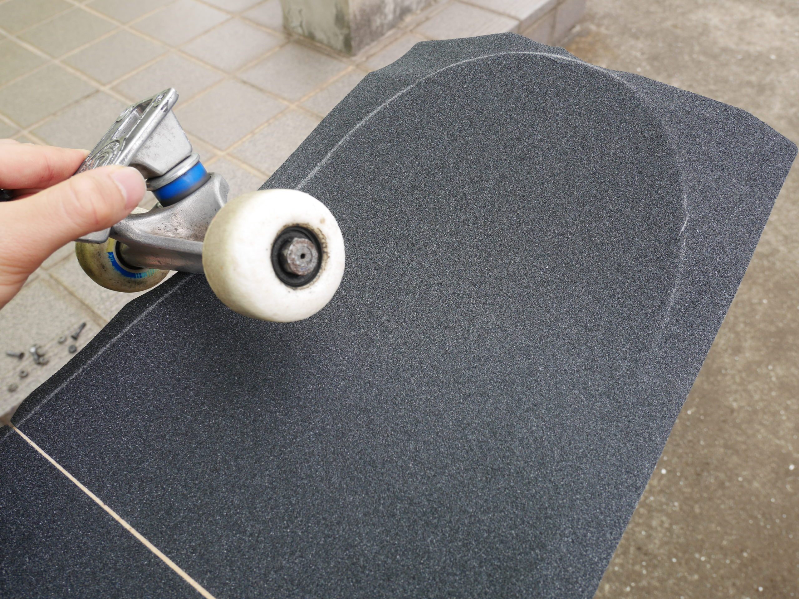 photo of deck tape